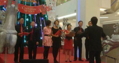 Christmas Caroling - KL Festival City